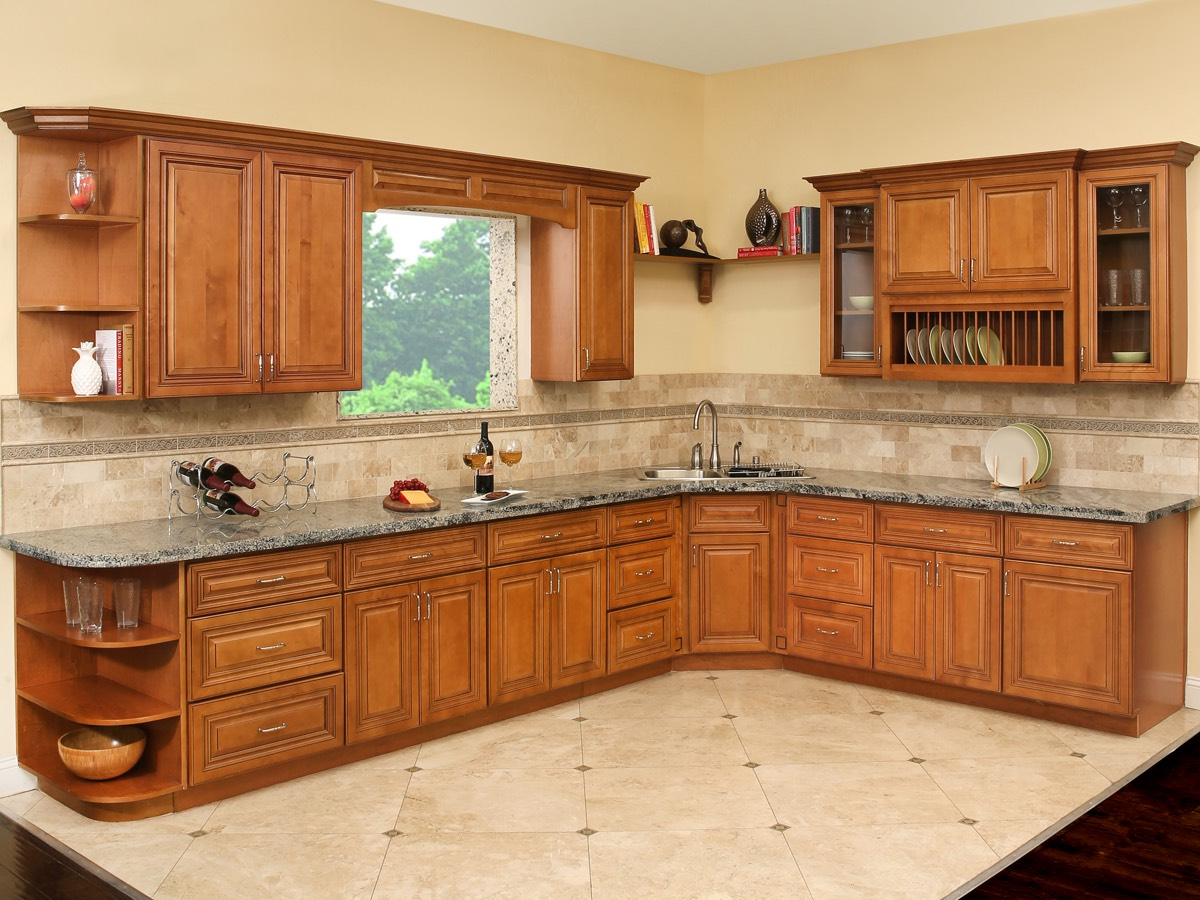 Parriott Wood | Kitchen Cabinets